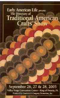 Early American Life Crafts Show